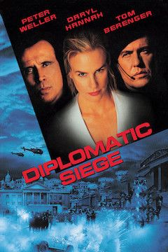 Diplomatic Siege movie poster.