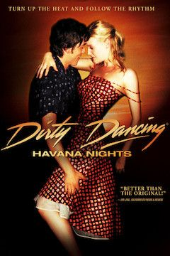 Dirty Dancing: Havana Nights movie poster.
