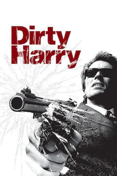 Dirty Harry movie poster.
