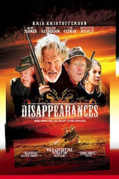 Disappearances movie poster.