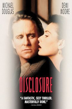 Disclosure movie poster.