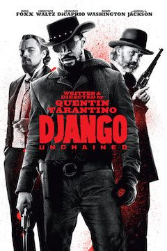 Django Unchained movie poster.