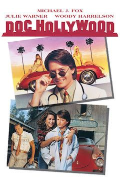 Doc Hollywood movie poster.