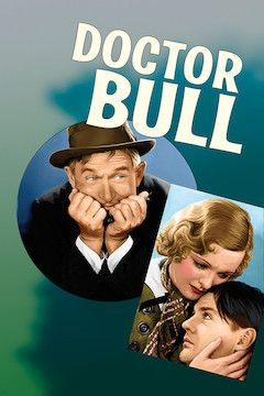 Doctor Bull movie poster.