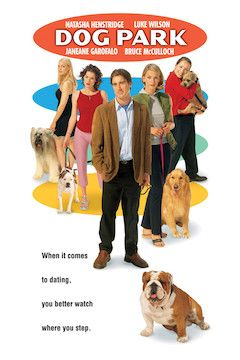 Poster for the movie Dog Park