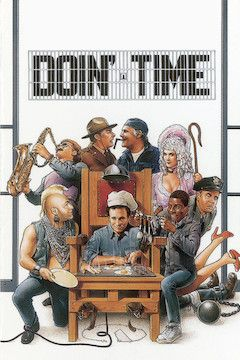Poster for the movie Doin' Time