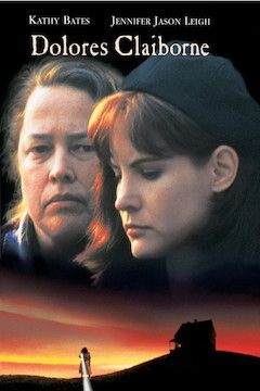 Dolores Claiborne movie poster.