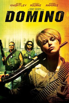 Domino movie poster.