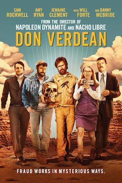 Don Verdean movie poster.