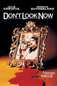 Don't Look Now movie poster.
