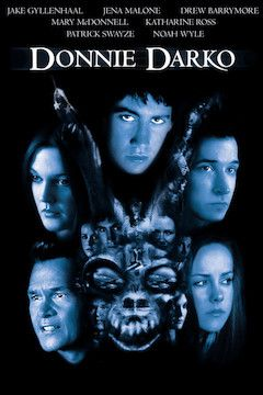 Donnie Darko movie poster.