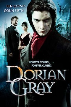 Dorian Gray movie poster.
