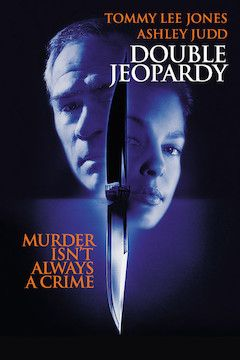 Double Jeopardy movie poster.