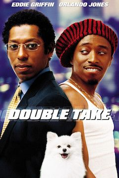 Poster for the movie Double Take