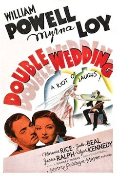 Double Wedding movie poster.