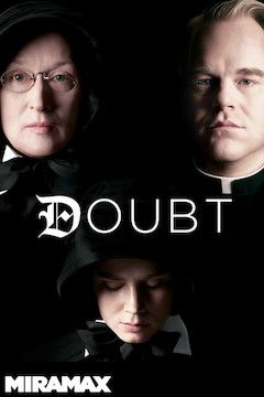 Doubt movie poster.