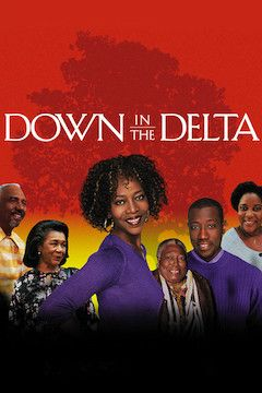 Down in the Delta movie poster.