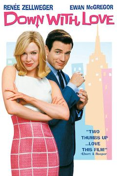 Down With Love movie poster.