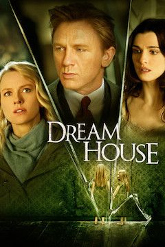 Dream House movie poster.