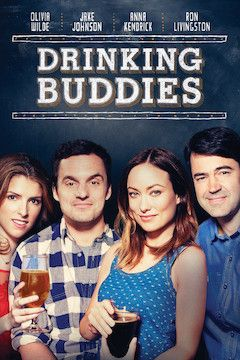 Drinking Buddies movie poster.