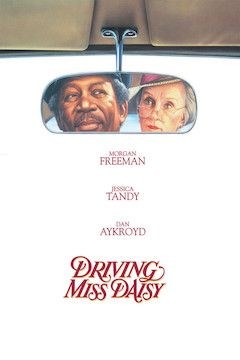 Driving Miss Daisy movie poster.