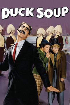 Poster for the movie Duck Soup