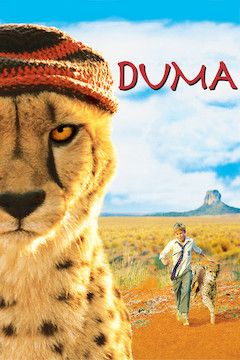 Poster for the movie Duma