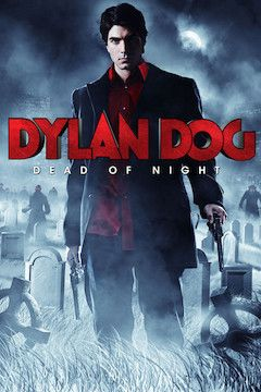 Dylan Dog: Dead of Night movie poster.