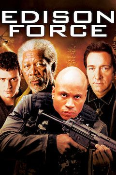 Edison Force movie poster.