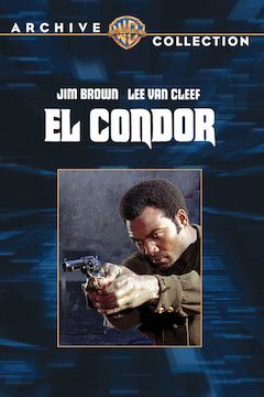 El Condor movie poster.