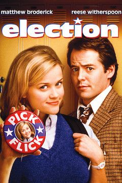 Election movie poster.