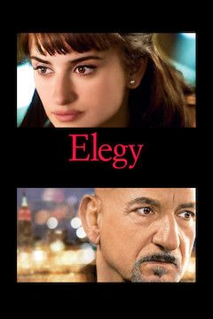 Elegy movie poster.
