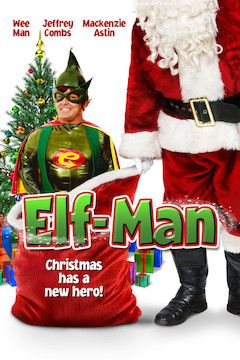 Elf-Man movie poster.