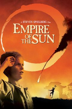 Empire of the Sun movie poster.