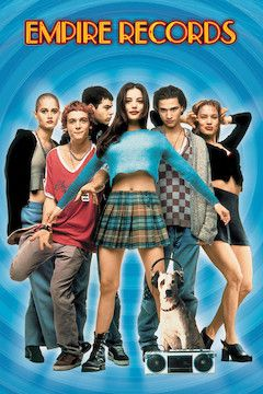 Empire Records movie poster.