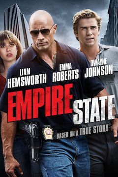 Poster for the movie Empire State