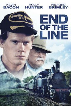 End of the Line movie poster.