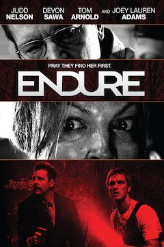 Poster for the movie Endure