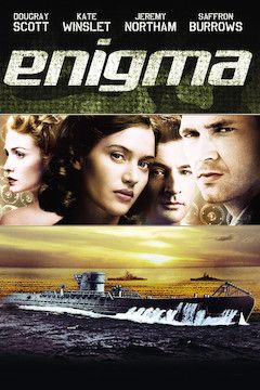 Poster for the movie Enigma