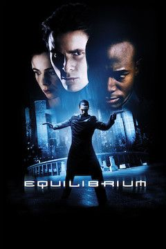 Equilibrium movie poster.