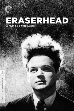 Eraserhead movie poster.