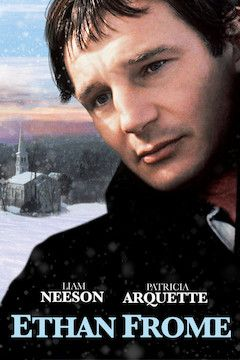 Ethan Frome movie poster.