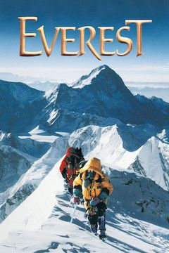 Poster for the movie Everest