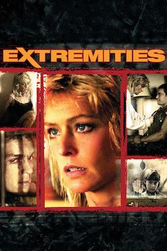 Extremities movie poster.