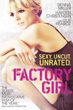 Factory Girl movie poster.