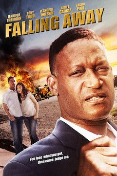 Falling Away movie poster.