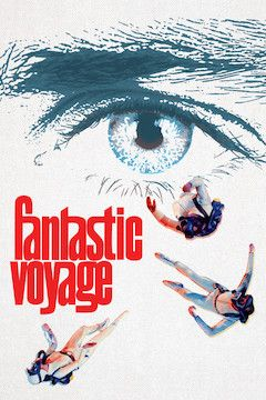 Poster for the movie Fantastic Voyage