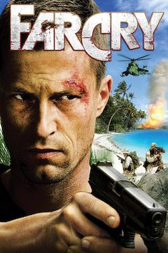 Far Cry movie poster.