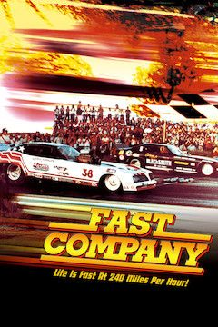 Poster for the movie Fast Company