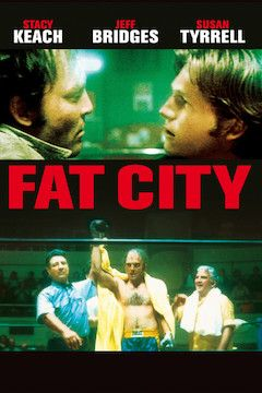 Fat City movie poster.